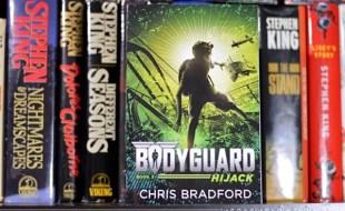 Bodyguard: Hijack (Book 3) by Chris Bradford