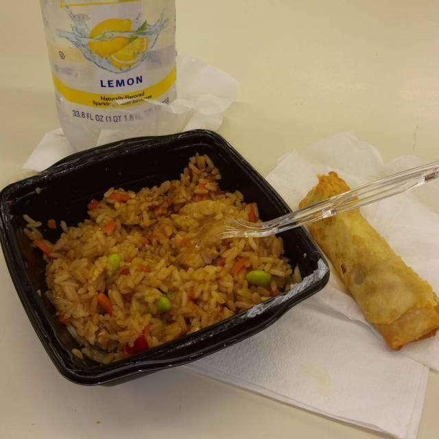 Iife of a working girl lunch