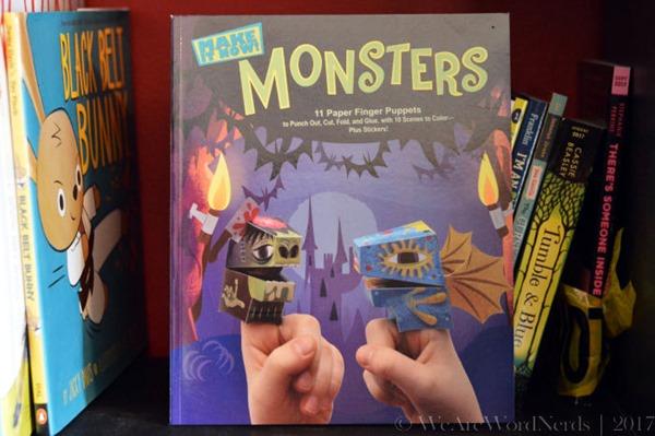 Monsters by Marcel Pixel