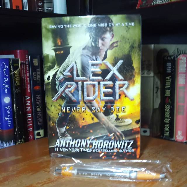 New books inmymailbox today! Huge thanks to penguin alexrider amreadinghellip