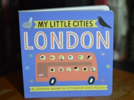 My Little Cities: London by Jennifer Adams