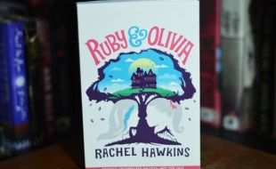 Ruby and Olivia by Rachel Hawkins