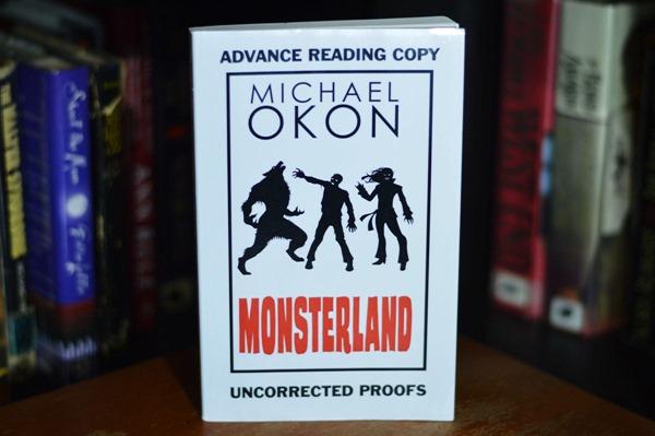 Monsterland by Michael Okon