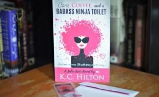 Cars, Coffee, and a Badass Ninja Toilet: Julia Karr