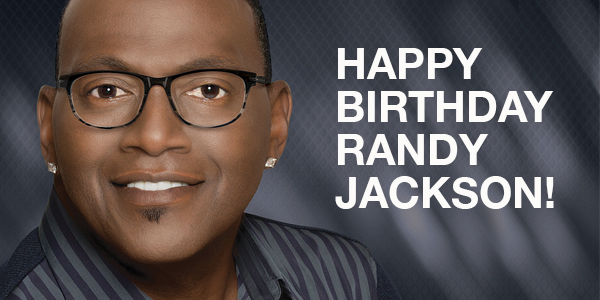 Happy Birthday, Randy Jackson!