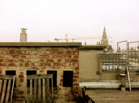 Dachterrasse 8. Bezirk