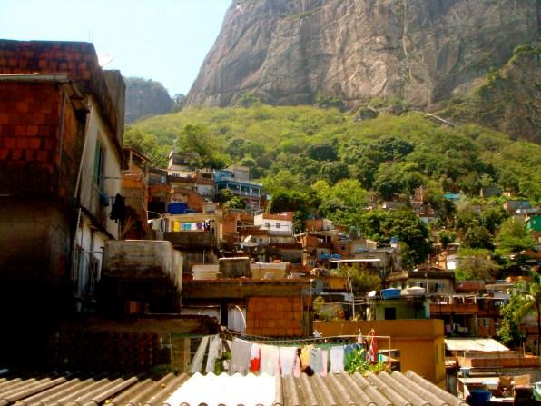 favela rosinha