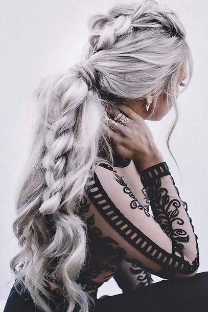 odvuwb-l-610x610-hairaccessory-silverhair-braid-longhair-ponytail-black-blacklace-lace