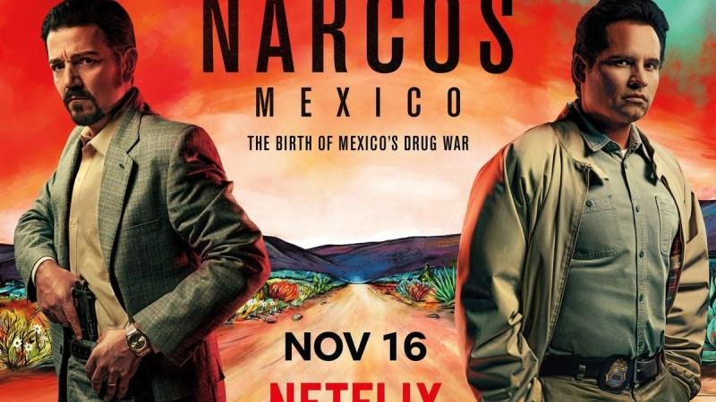 Oordeyl: Narcos Mexiko – Ander land, selvden kråm (8/10)