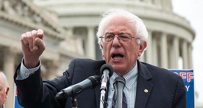 Bernie Sanders kundigt tweyde poging amerikaansk presidentskap an vöär 2020