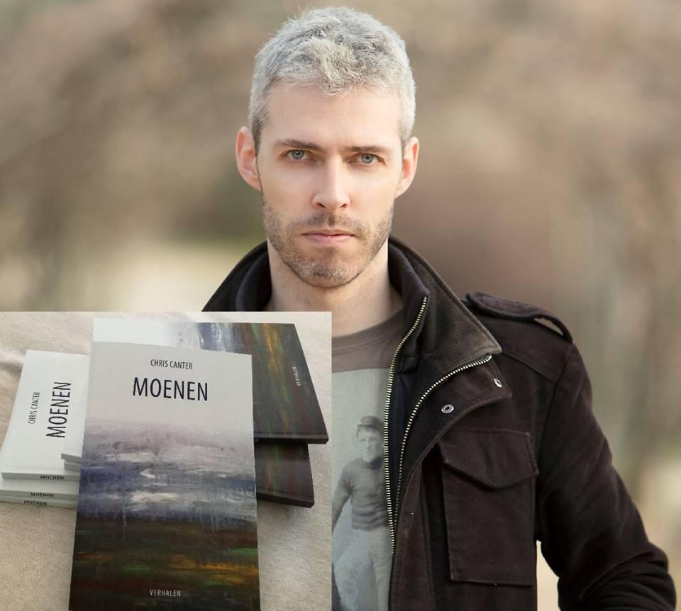 Bookoordeyl: Chris Canters 'Moenen' vöärbeyld vöär nye skryvers