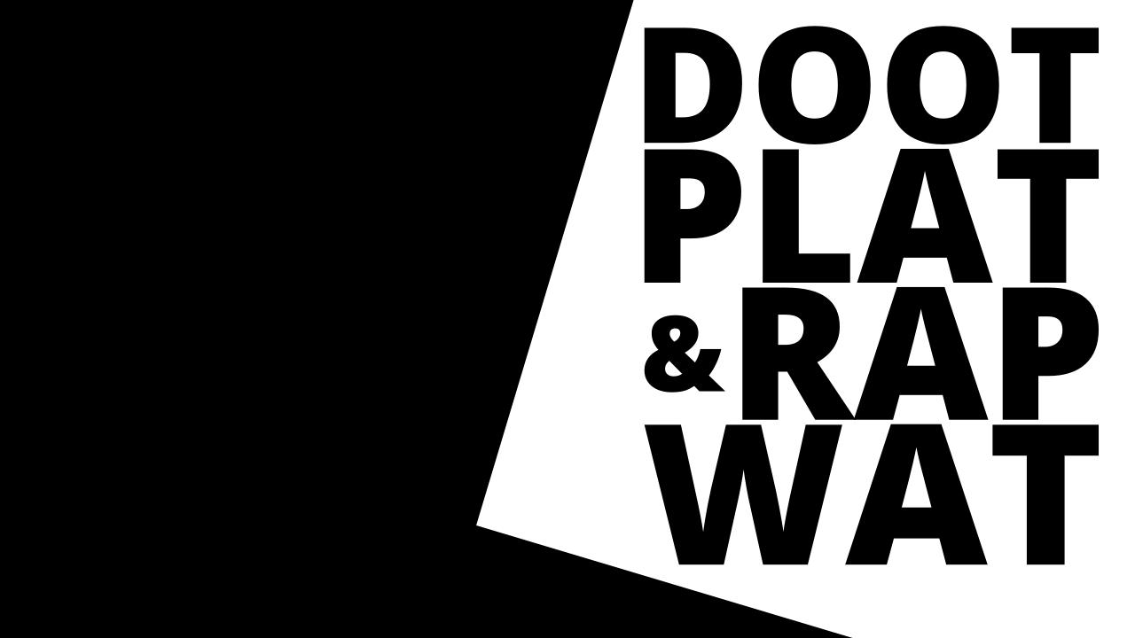 DOOT PLAT & RAP WAT: twentsken rap oaver platte saak