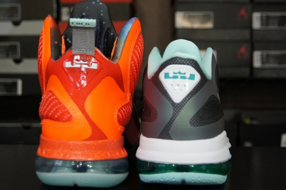 31835be3efca First Impression  Nike LeBron 9 Low  Easter  - WearTesters