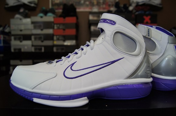 6d7e065f76ba First Impression  Nike Zoom Huarache 2k4 - WearTesters