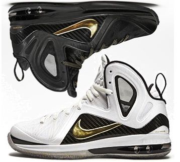 new products 866ee 4bb8a Nike LeBron 9 Elite P.S. Home   Away Available