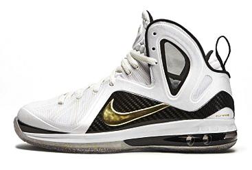 sports shoes d846e f10ee Nike-LeBron-9-Elite-P.S.-Home- -Away-