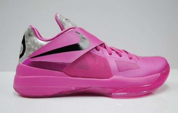 premium selection bf23e 0d14a Nike Zoom KD IV (4) Think Pink  Aunt Pearl – Available Now