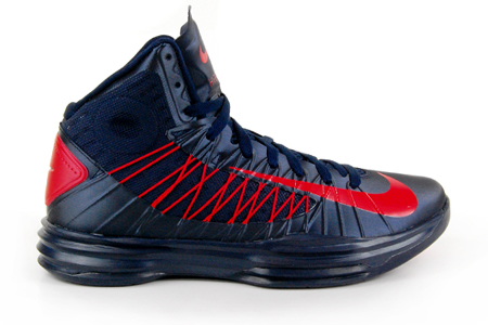 huge selection of 5e54d 7b9cd Nike Lunar Hyperdunk 2012 Obsidian  University Red – Available Now