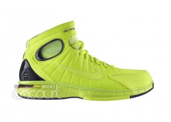 1bdebff49db Nike Zoom Huarache 2k4  Volt  - Release Date + Info - WearTesters