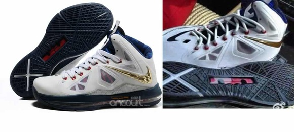 46c73f64294b Nike LeBron X (10) - First Look - WearTesters