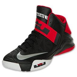 Nike Zoom Soldier VI (6) Black University Red White