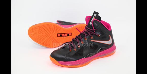 best website bcf33 57f1d Nike-LeBron-X-(10)-Detailed-Look-4