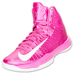 new concept daeb5 5e04a Nike Lunar Hyperdunk 2012  Think Pink  – Available Now