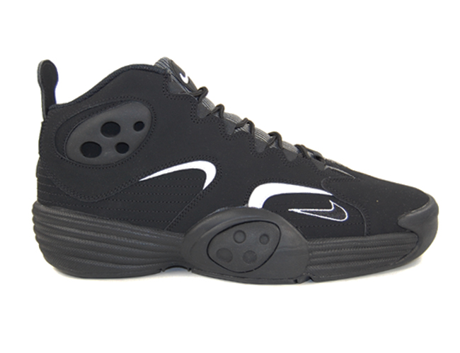 new product 6e04a f073c Nike Air Flight One Black  White – Available Now
