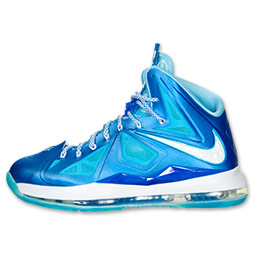 1f27a0e45028 LeBron X (10)  Blue Diamond  - Available Now - WearTesters
