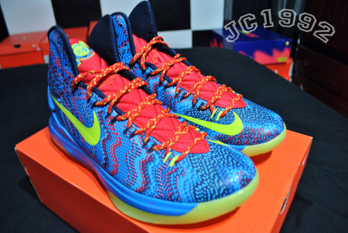 be68c990841 Nike KD V (5)  Christmas  - Detailed Look - WearTesters