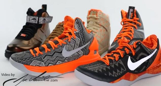 best loved d9da5 6f754 Nike Basketball  Sportswear Black History Month Pack 2013 by ...