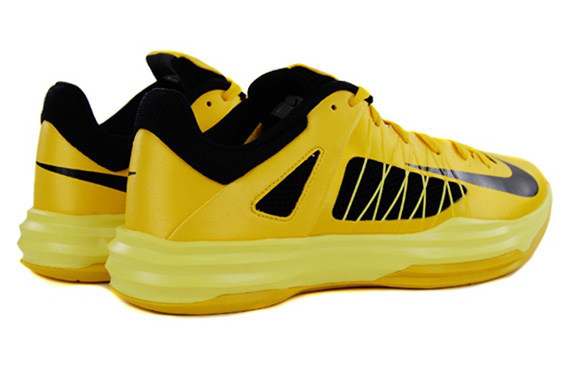 new concept 50846 f113b Nike-Lunar-Hyperdunk-2012-Low-Vivid-Sulfur-Black-Electric-Yellow -Available-Now-3