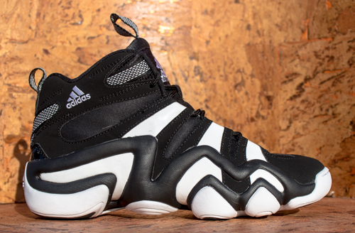 adidas Crazy 8 Black  White - Available Now - WearTesters 9b37338b5052
