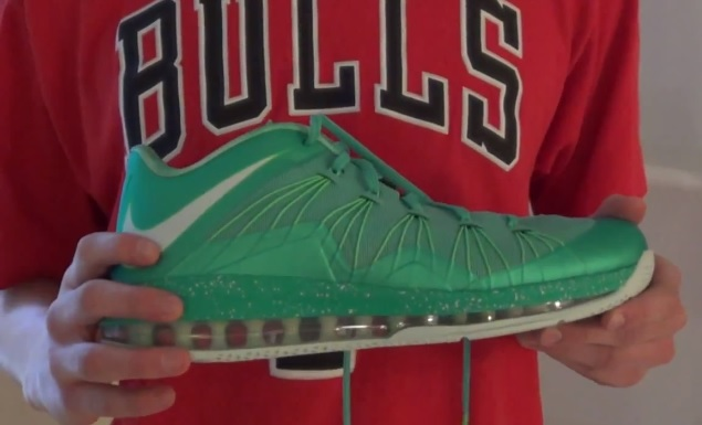 huge selection of 82eb3 18609 Nike LeBron X Low Performance Review - WearTesters