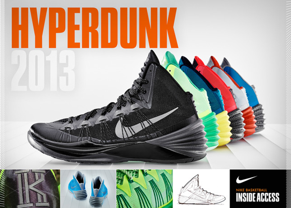 buy online 4afd4 6b129 Inside Access  Nike Hyperdunk 2013 - WearTesters