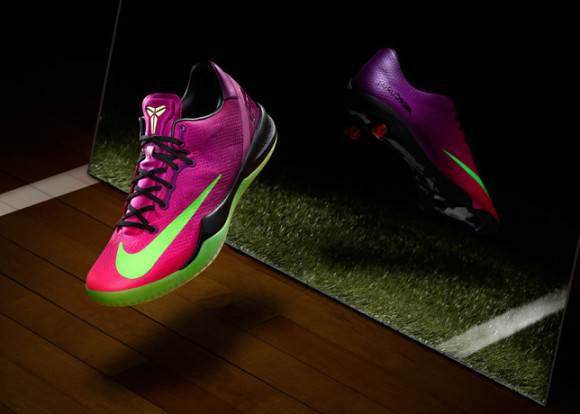 9ce0f962c03b Kobe 8 Mambacurial - Basketball Performance Inspired by Football ...
