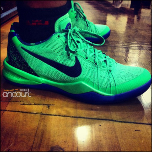 best sneakers 68587 a1af6 Nike Kobe 8 SYSTEM Elite Performance Review - WearTesters