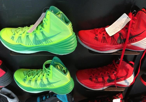 wholesale dealer c6a4c 765b8 Nike Lunar Hyperdunk 2013 - Upcoming Colorways - WearTesters