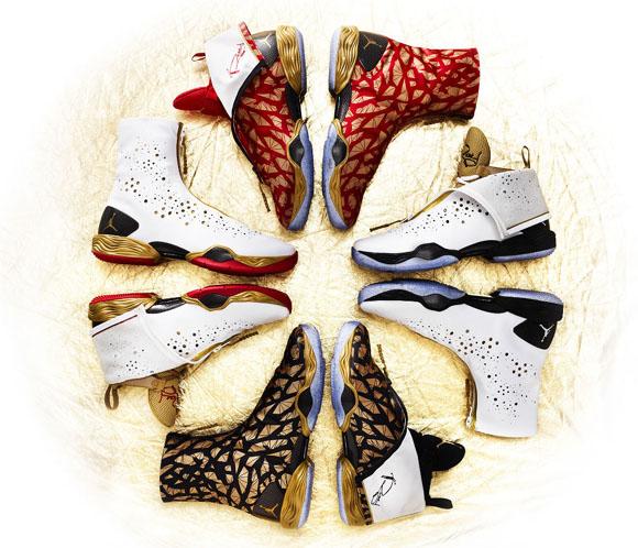 best service ac10b a4ef4 Air Jordan XX8 - Ray Allen NBA Finals PE s - WearTesters