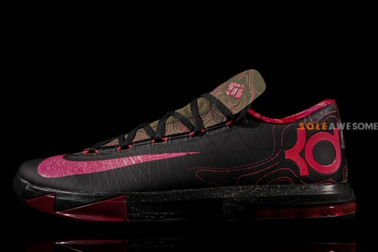 4e789e3a1fe Nike Zoom KD VI  Meteorology  - Another Look - WearTesters