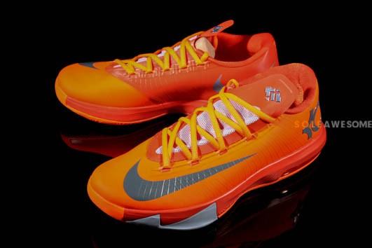 abf17354f81 Nike Zoom KD VI  Total Orange  - Another Look - WearTesters