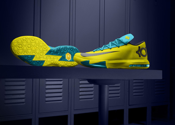 big sale 54cf2 b005f The KD VI  Kevin Durant s Most Transformative Shoe - WearTesters