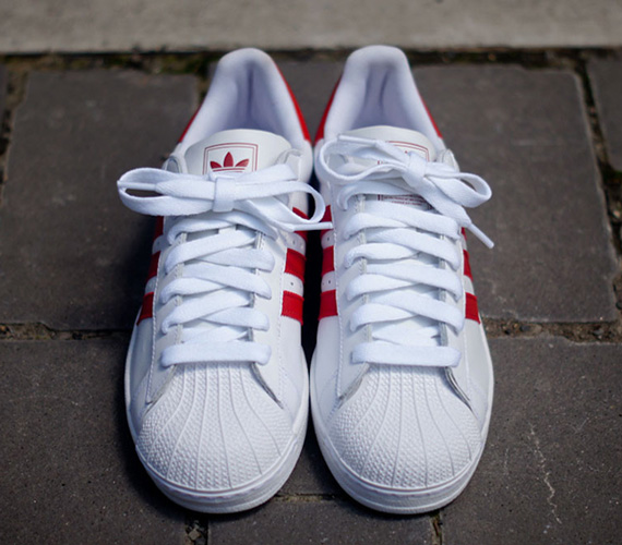 c5acb632724e68 adidas-originals-superstar-ii-white-red-04 - WearTesters