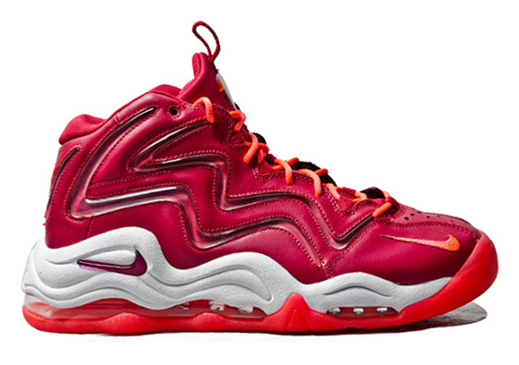 Nike Air Pippen Retro  Noble Red  - Available Now - WearTesters 49e716776