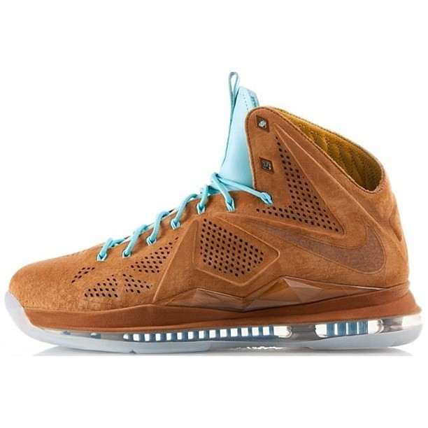 b5eddc730ee Nike LeBron X EXT  Brown Suede  - Available for Pre-Order - WearTesters