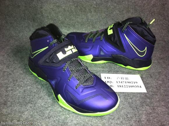3e60f168283 Nike Zoom Soldier VII Court Purple Blueprint - Flash Lime 1 ...
