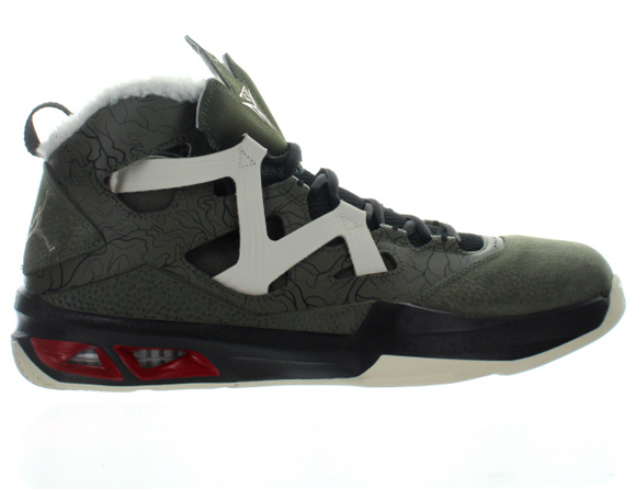 new style 89f4b 58dd2 Jordan Melo M9 Cargo Khaki Zinc Gym Red - Black - Available Now 1