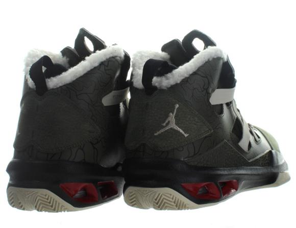 cheap for discount 20646 07533 Jordan Melo M9 Cargo Khaki Zinc Gym Red - Black - Available Now 3