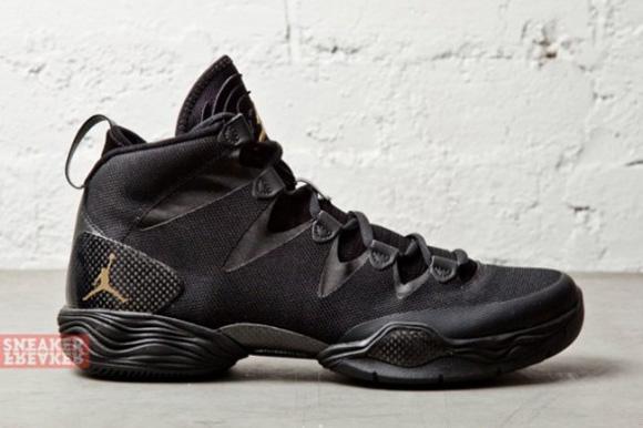 promo code 031f9 edb99 Jordan XX8 SE Black Gold 1