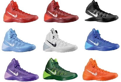 quality design bf34d 3379f Nike Hyperdunk 2013 TB Colorways - Available Now